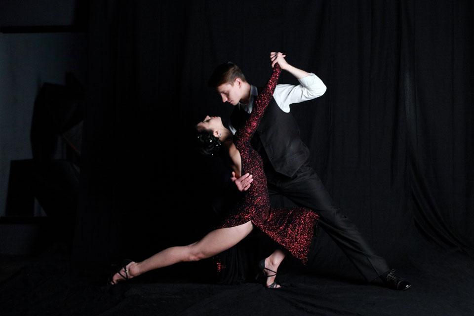 Романтический вечер в стиле аргентинского танго