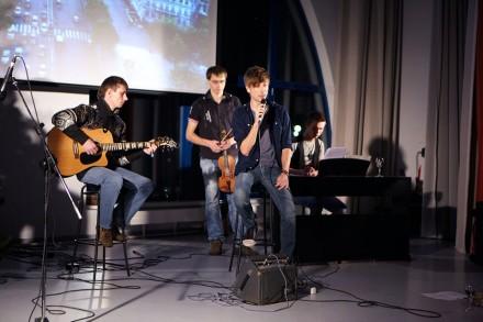 Концерт максима Исакова