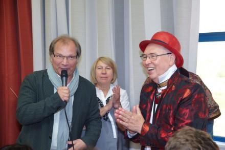 Открытие Выставки Вячеслава Зайцева
